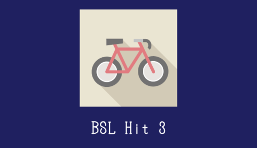 FEELCYCLE Run 4(BSL Hit 3)
