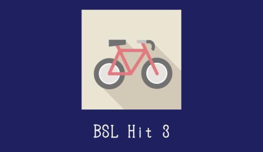 FEELCYCLE Run 4(BSL Hit 3)