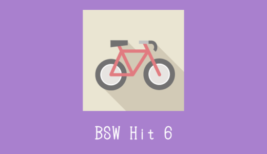 FEELCYCLE Run 56(BSW Hit 6)
